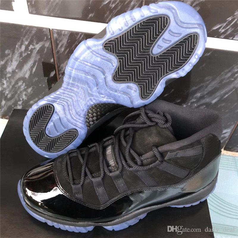 New 11 Cap And Gown 11s Basketball Shoes For Men Authentic Quality