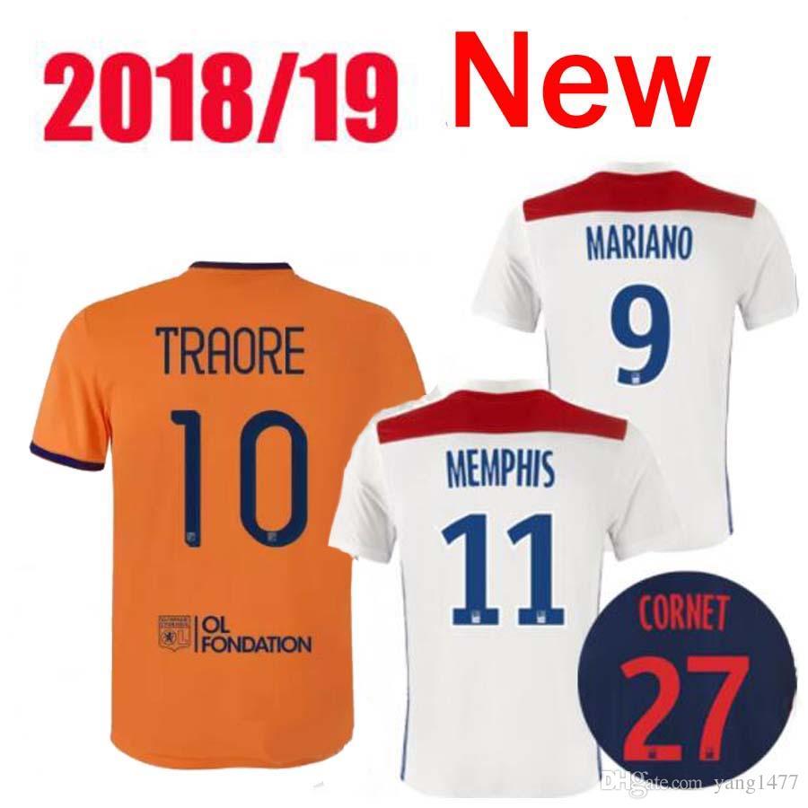 Maillot THIRD Olympique Lyonnais MARCELO