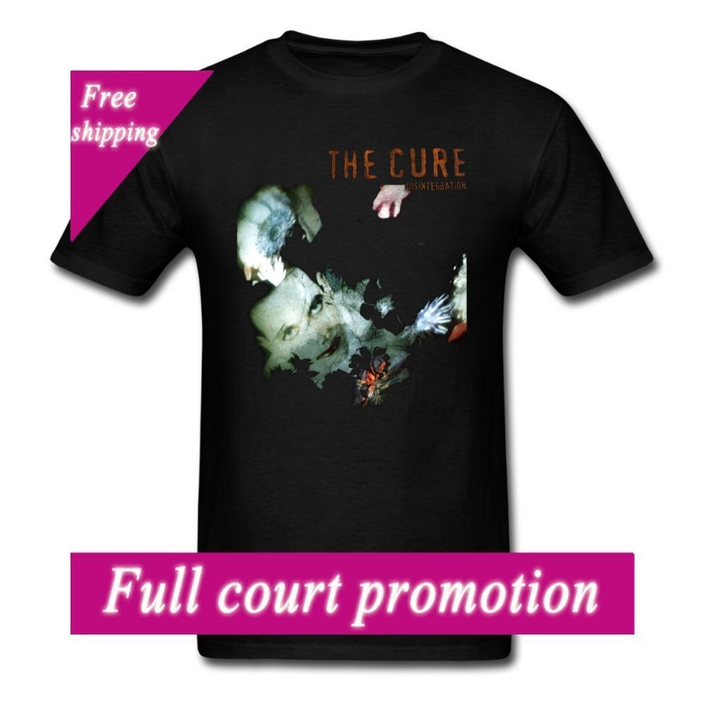 3ff67896356f90 DE CURE Desintegratie T Shirt Mannen Vrouwen Rock Tee Maat S ~ XXXL Dress  Shirt Cheap T Shirts From Shirtstore, $10.67  DHgate.Com