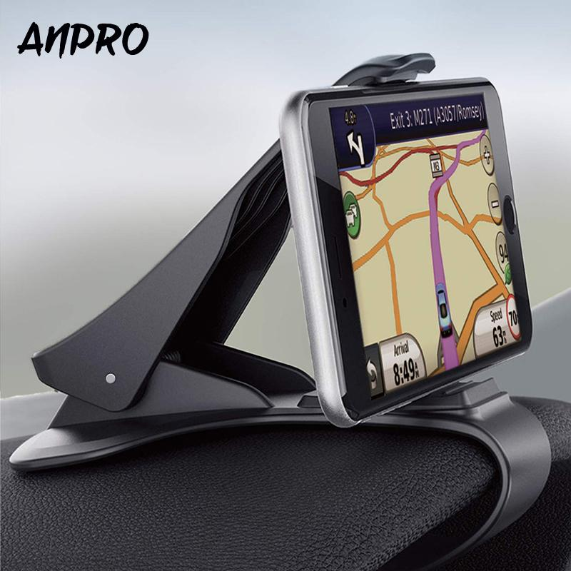 360 Degree Car Mobile Phone Holder Multifunction Car Universal Navigation Bracket For Iphone Samsung Gps Desk Phone Holder Mobile Phone Holders & Stands Mobile Phone Accessories