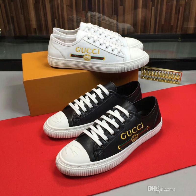 Noir Décontractées Top Blanc Hommes Sneakers Mode Femmes Bas Marque Motif Up Lace Plates Luxe De Zipper Sport Pierre Chaussures iZOuPkXT