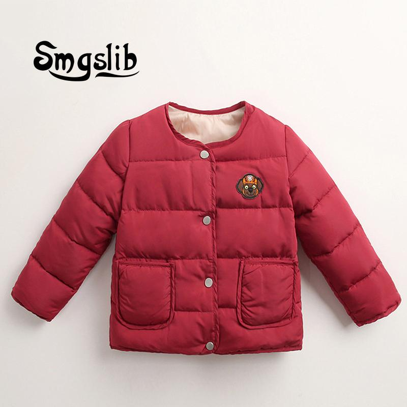 Warme Trendy Winterjas.Smgslib Winterjas Meisjes Winter Coat For Kids Baby Girl Clothes