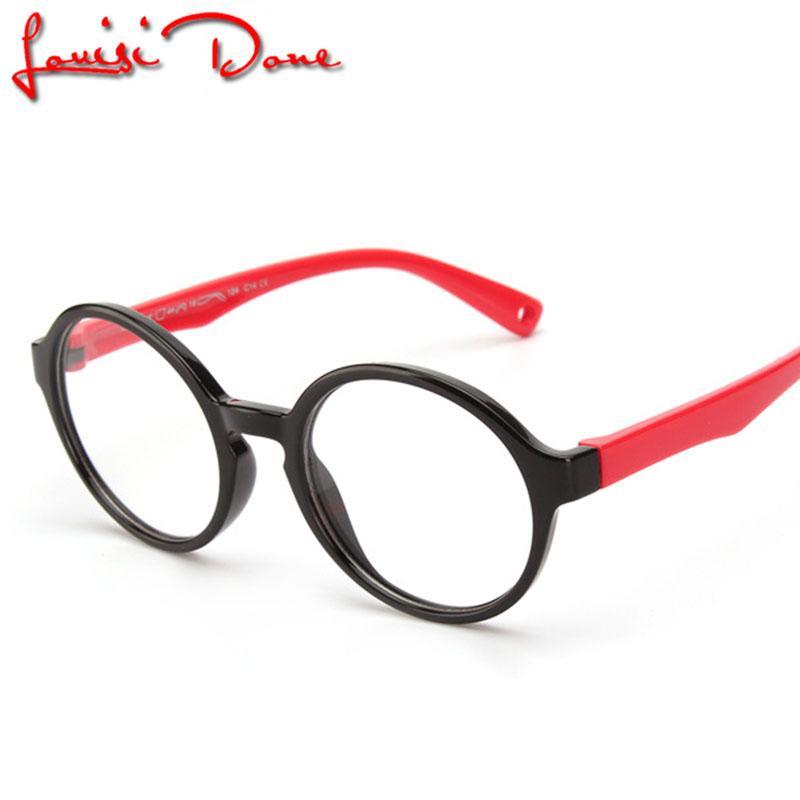 9d734b7719581 2019 Glasses Frame Kids Childre Nerd Oculos Round Geek Gafas Oculos De Grau  Masculino Fake Vintage Johnny Depp Lunette Homme Redondo From Shuidianba
