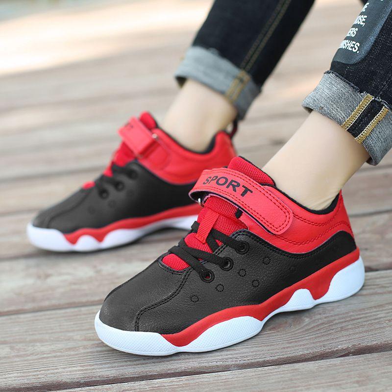 Acquista Ragazzi Scarpe Bambini Bambini Scarpe Casual Ragazze Marca Bambini  Sneakers In Pelle Scarpe Sportive Moda Casual Bambini Sneakers Bambino ... 8840b894327
