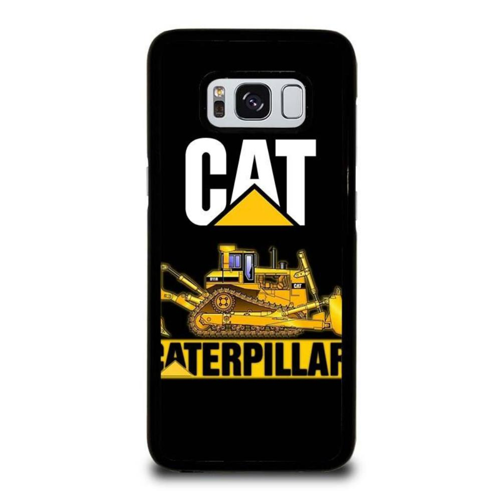 wholesale dealer 84bf5 75ae6 Caterpillar Dozer Phone Case For Iphone 5c 5s 6s 6plus 6splus 7 7plus  Samsung Galaxy S5 S6 S6ep S7 S7ep