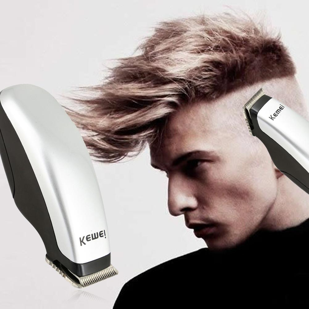 Professional Hair Trimmer Hair Clipper Rechargeable Barber Scissors