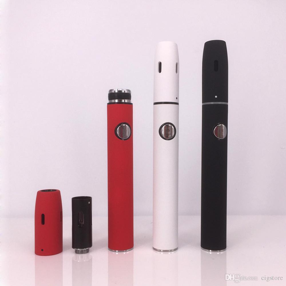 Kamry Kecig 2.0 Plus Heizung Starter Kits mit 650mAh trockenen Kraut Vaporizer Vape Pen elektronische E Zigaretten 100% Original Stick Heizung Kit