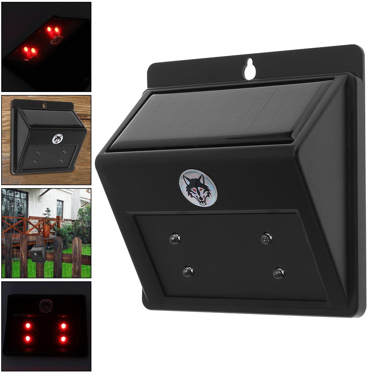 Led-lampen Led Solar Power Pir Motion Sensor Wand Licht 64 Led Outdoor Wasserdicht Energy Saving Street Yard Pfad Home Garten Sicherheit Lampe