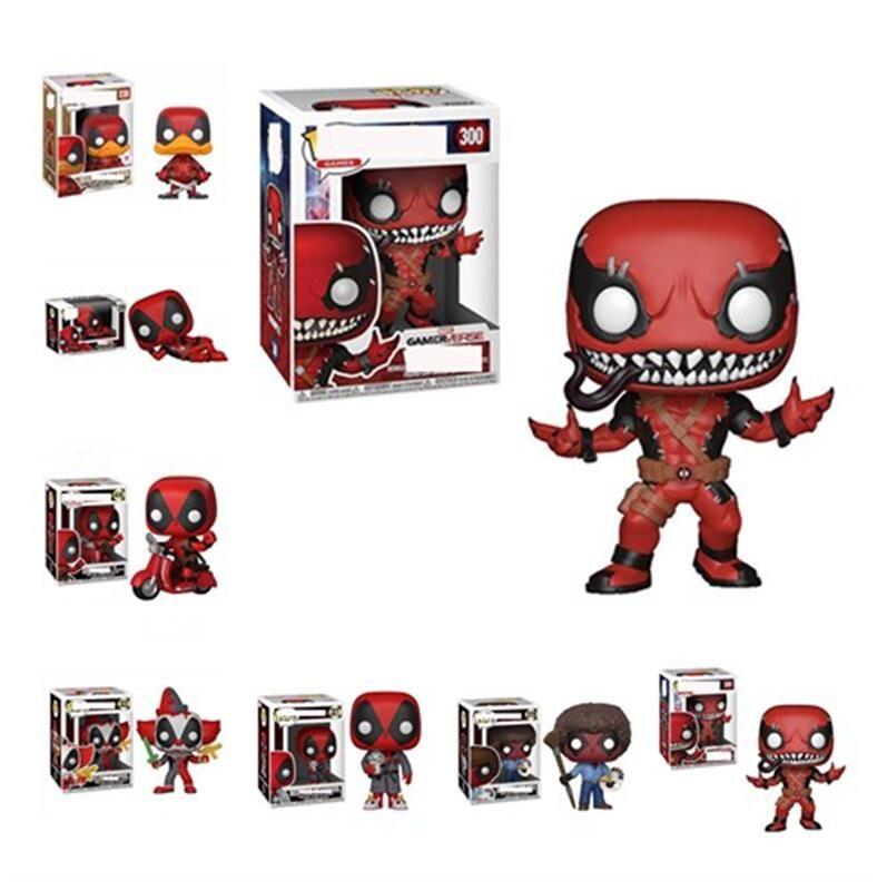 2019 Funko Pop Contest Of Champions Venom Deadpool Marvel Avengers