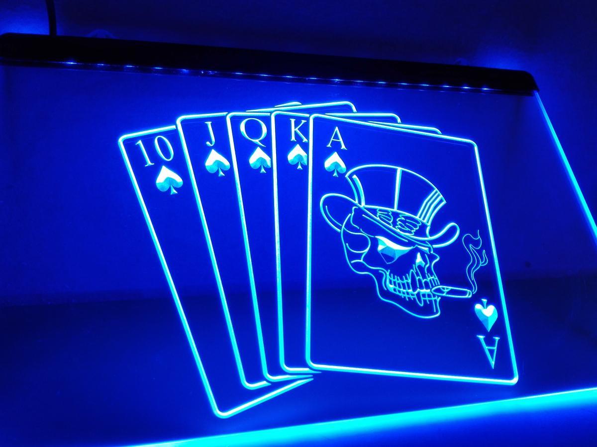 Your free poker strip flush