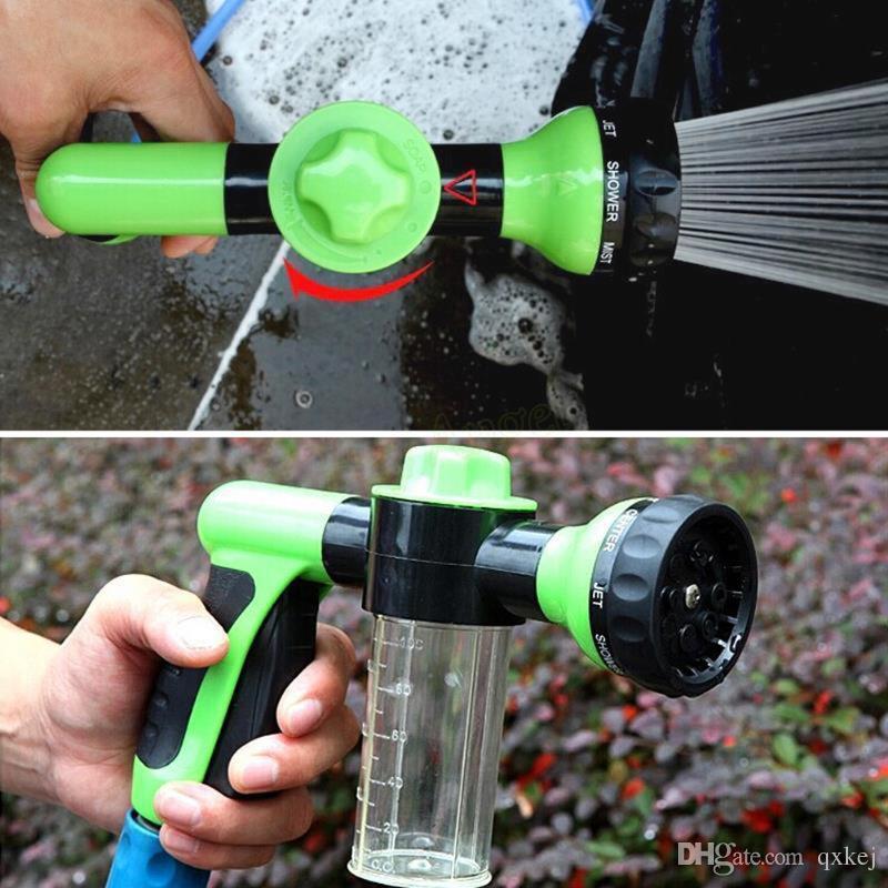 Professional Multifunction Auto Car Foam Water Gun Car Washer Water Gun High Pressure Cleaning Home Car Washing Foam Gun