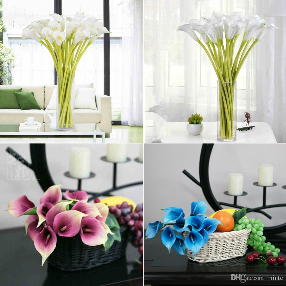 Best wholesale artificial flowers for decoration real touch flowers best wholesale artificial flowers for decoration real touch flowers calla lily artificial flower wedding decoration festive party suppli under 3231 izmirmasajfo