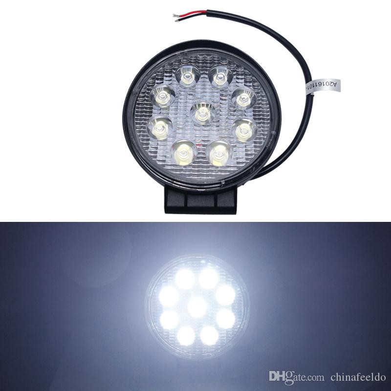 20X 27W LED Work Light Offroad Lights ATV SUV Boat Jeep Truck //Spot 12V 24