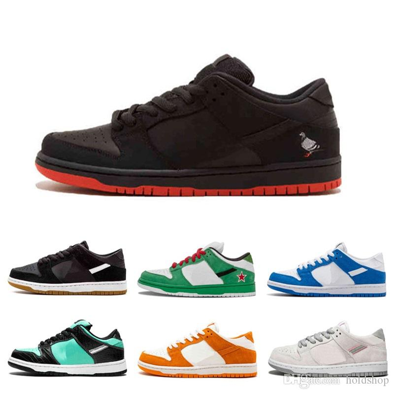 Scarpe Sportive Donna Dunk SB Basso TRD QS Black Pigeon The Dove Of Peace  Pro A Malapena Verde TIFFANY DIAMOND Best Quality Limited Release Online In  ... ac035c72c97
