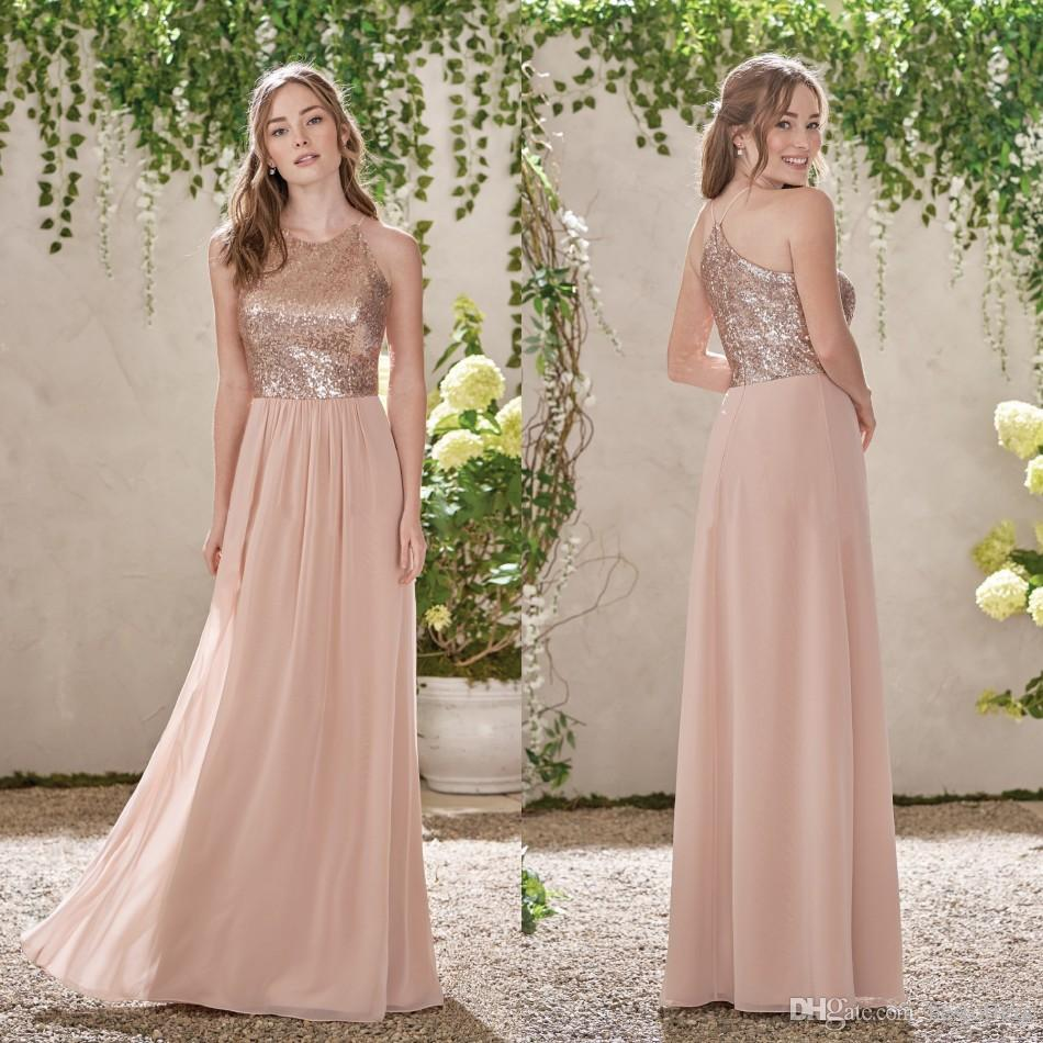 Cheap Coral Colored Bridesmaids Dresses Discount Gold Bridesmaid Dresses  Knee High b134fb9315b0