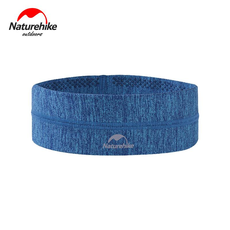 NatureHike NH17Z020-D Headband Non-slip Sweatband Wrist Band Soft Stretchy  Bandana Running Crossfit Yoga Gym Fitness Running 37df2770aa0