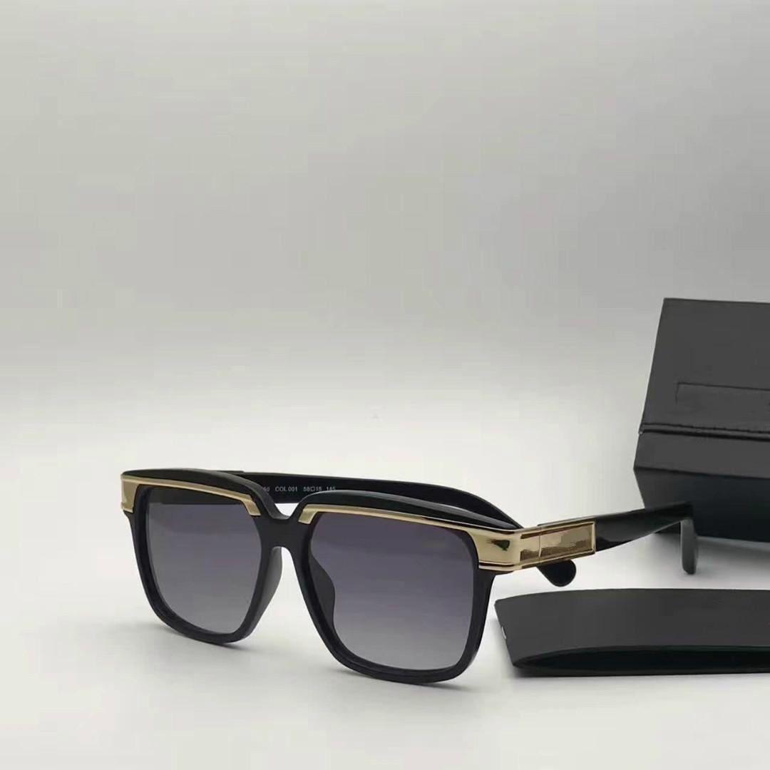9d20f18400 Compre 2018 Marca De Alta Calidad Diseñador De Moda Para Hombre Moda Gafas  De Sol Modelos Femeninos Estilo Retro UV380 Gafas De Sol Unisex A $50.77  Del ...