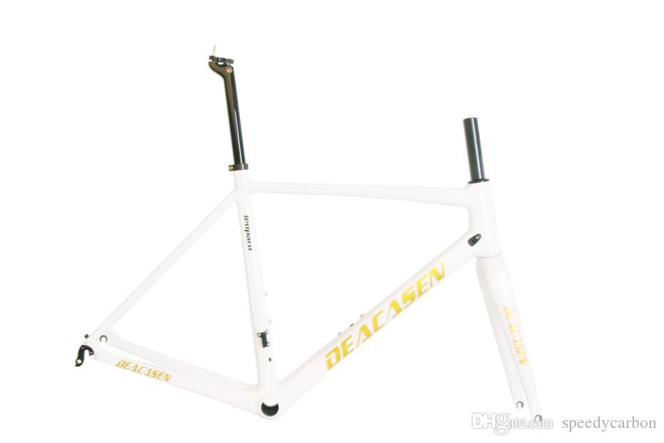 2018 Deacasen Lightest Custom Carbon Bike Frame New ...
