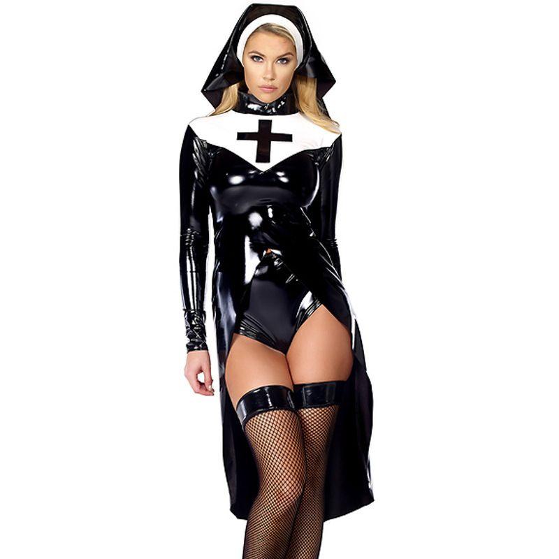 Сексуальный монахинь