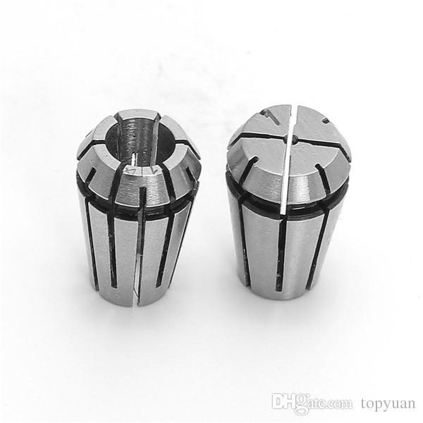 ER11 1-7mm ressort Collet Set pour outil de tour de fraisage CNC