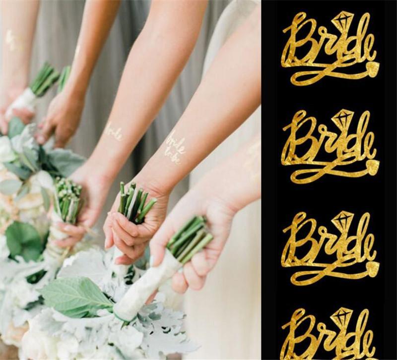 Altın Flaş Takım Gelin Flamingo / Ananas Geçici Düğün Parti Dekor Bekarlığa Veda Malzemeleri Fotoğraf Sahne