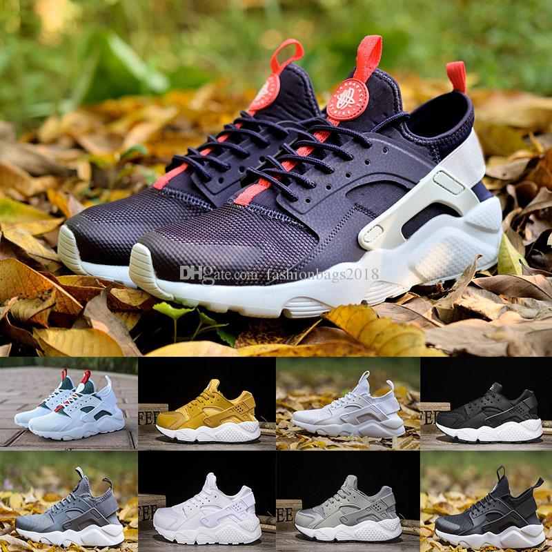 94ba2e786306 2018 Huarache IV Ultra Running Shoes Huraches Trainers for Men Women  Multicolor Shoes Triple Huaraches Sneakers Online with  84.79 Pair on  Fashionbags2018 s ...