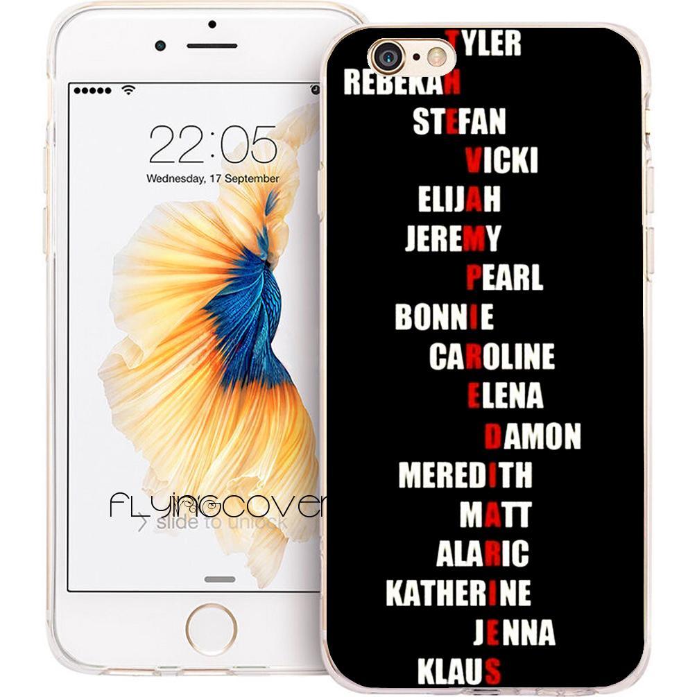 coque iphone 8 plus vampire diaries
