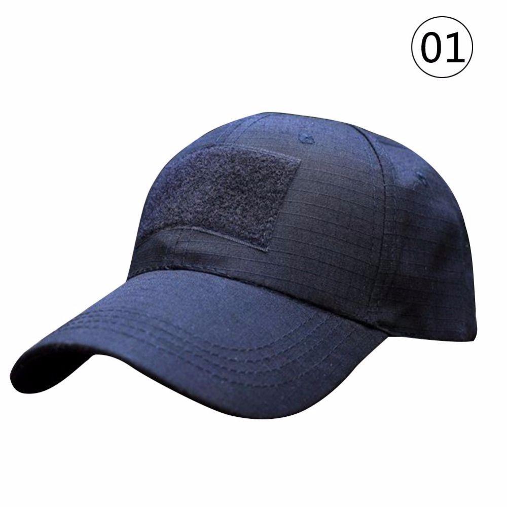 2017 Vogue Women Men Unisex Tactical Cap American US Flag Patch Baseball Hat