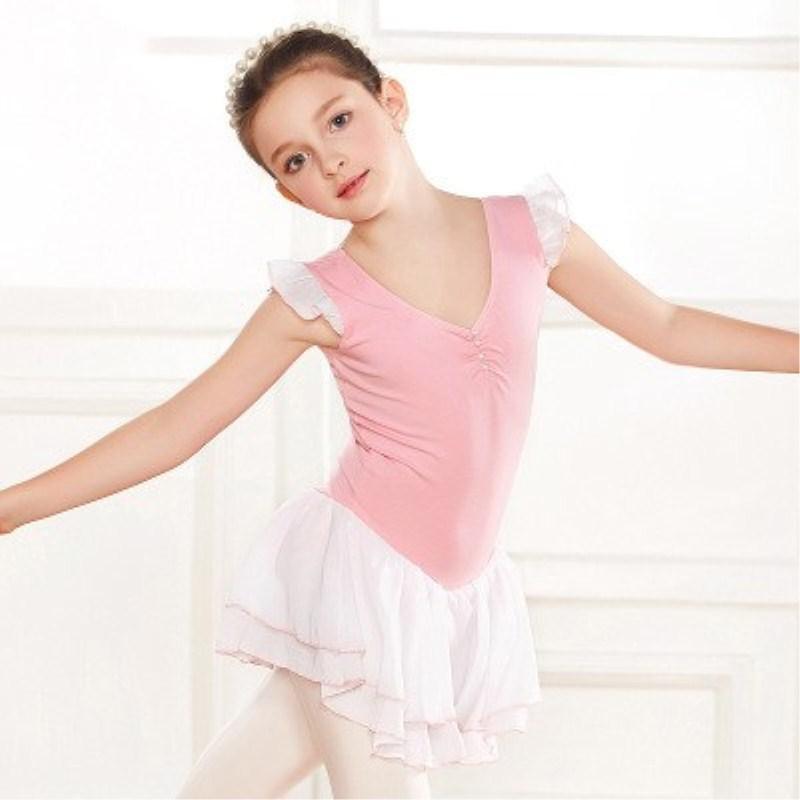 ca897ee08f00 2019 Retail Wholesale New Girls Kids Ballet Tutu Dance Elegant Dress ...