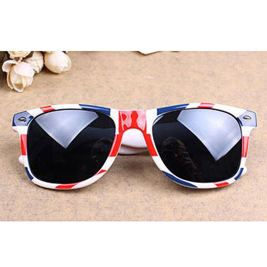 385f394622bdb Compre 3 M Quadrado Novidade Do Vintage Mosaico Óculos De Sol Bandeira  Britânica Unisex Óculos Polarizados Esportes Homens Óculos De Sol Mountain  Bike ...