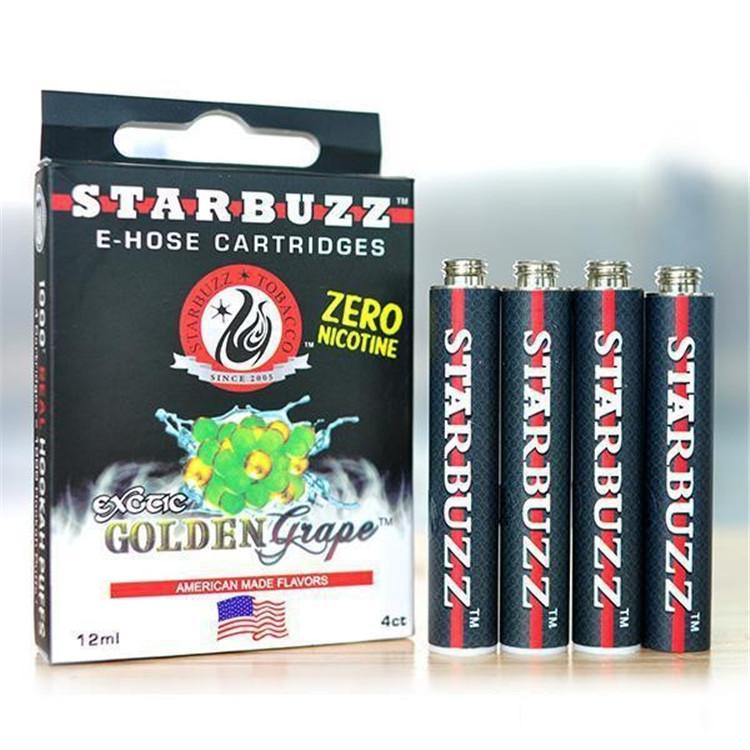 starbuzz e hose cartridges Starbuzz ehose cartridge mini e-hose cartridges e hookah electronic cigarette e-hose cartridges