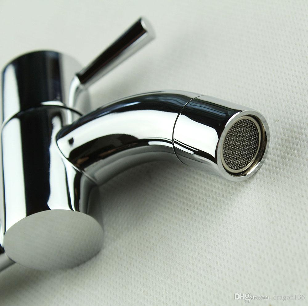 BLL Universal Brass Laundry Faucet Utility Mop Pool Faucets Water Tap Acabado en cromo 18010