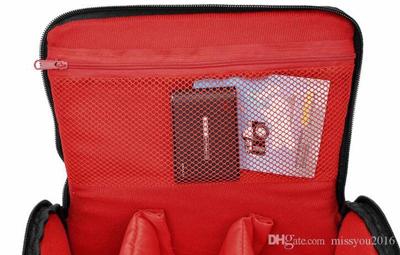 DSLR Shoulder Lens Camera Bag For Canon EOS 1100D 700D 650D 600D 550D Nikon P900 D7200 D40 D5300 Sony NEX A6000 A6300