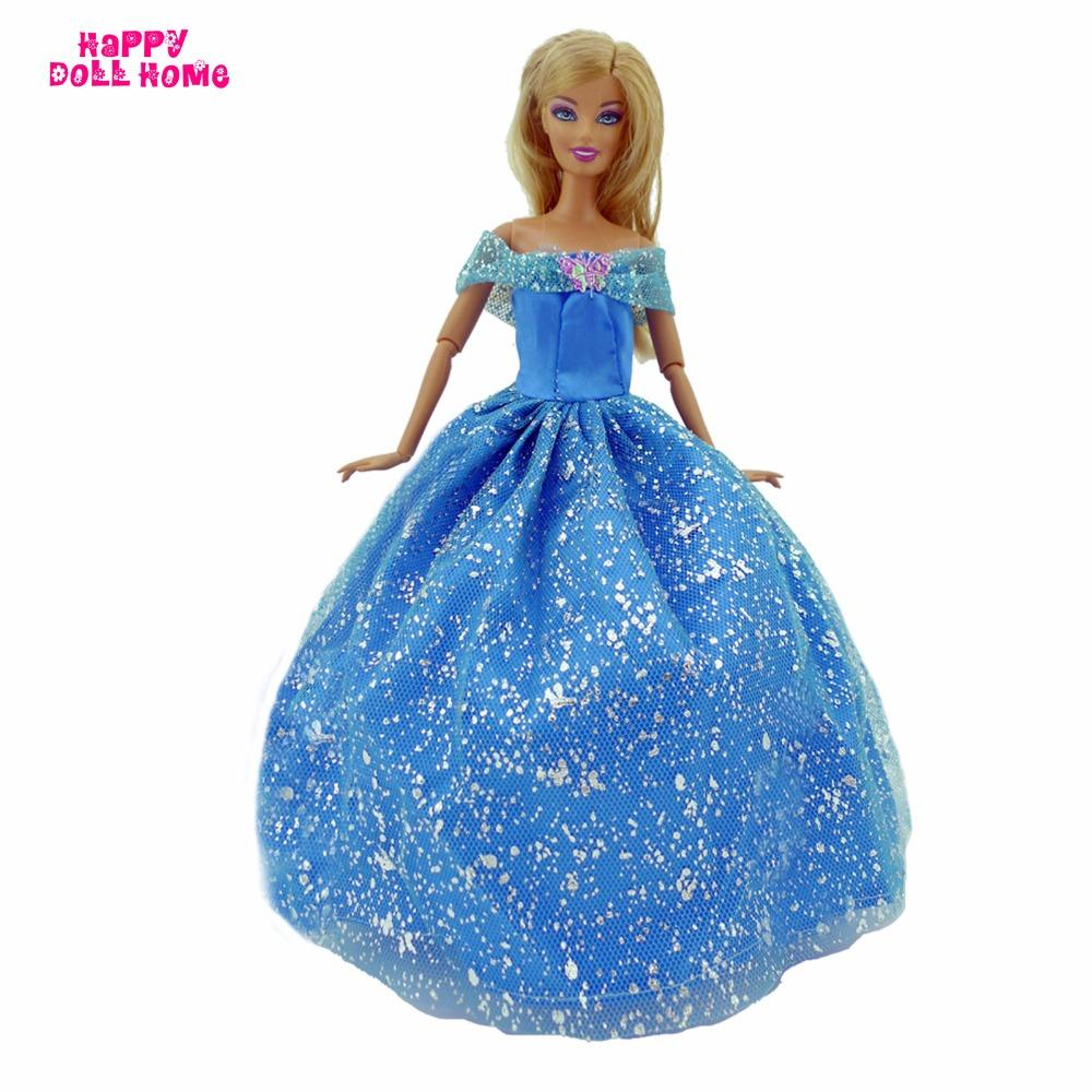 Ball Gown Handmade Wedding Party Dress Fairy Tale Princess Costume ...