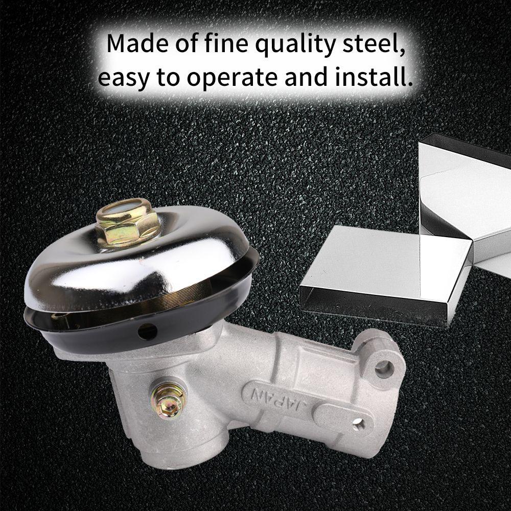 Garden Lawn Mower Accessories Steel Material Gear Box Cutter Parts Easy Installation Garden Tool Parts