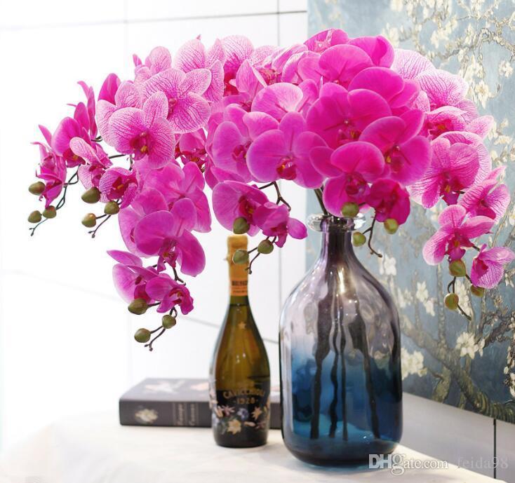 Acheter Simulation Fleur Unique Grand 9 Coquillages Decoration