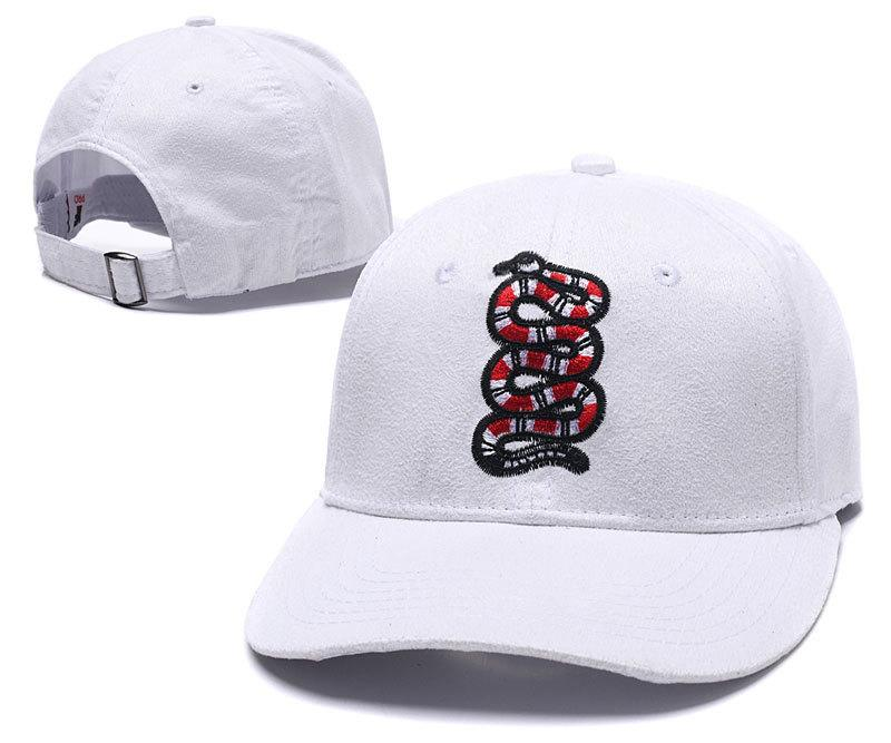 Brand Snake Baseball Cap Snapback Hats And Caps Designer Hip Hop Embroidery Cap  Fashion For Men Women Brand Sports Flat Sun Hat Hats Snapback Caps Online  ... d80ec700edcf