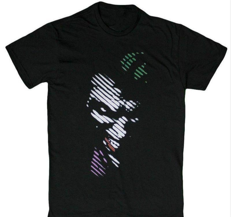 1c86ec0a1d06 Men s Dc Comics Joker Through The Blinds T-Shirt Size S-3Xl Summer ...