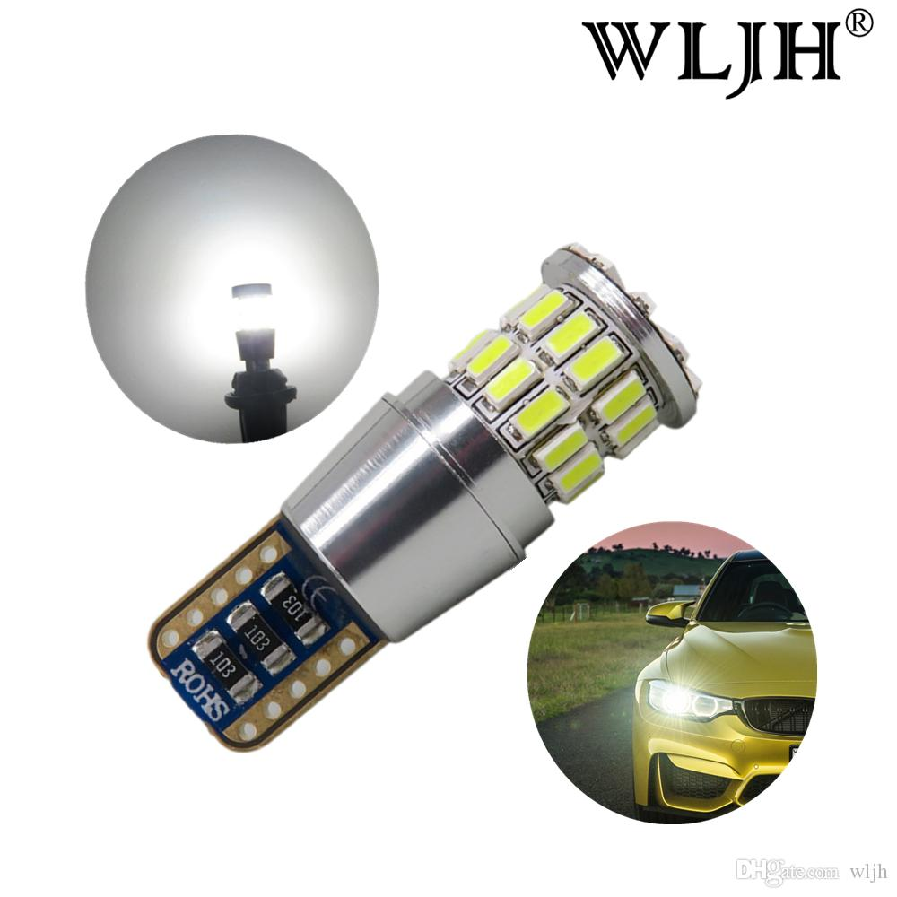 Wljh T Ww Led Auto Canbus Lamp Parking Light For Ford Focus  Fiesta Mondeo   Transit Fusion Ranger Mustang Ka S Max T Ww Clearance Light Number