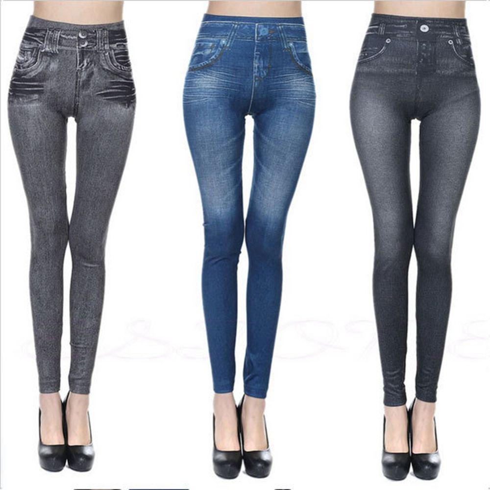 Couleurs Slim Skinny Denim Aaa187 Serré Pantalon Jeggings 3 Femmes Stretch Jean Leggings Crayon Jeans rxeCBod