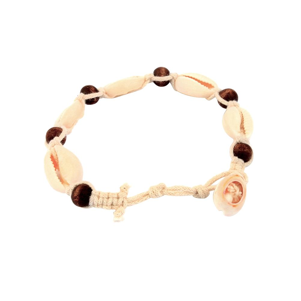 2019 Women Summer Shell Ankle Bracelet Beach Anklets With Beads