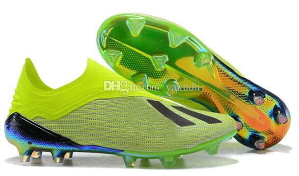 1c41113ce Cheap TOP 2018 NEW MENS X 18+ Purespeed FG Soccer Shoes