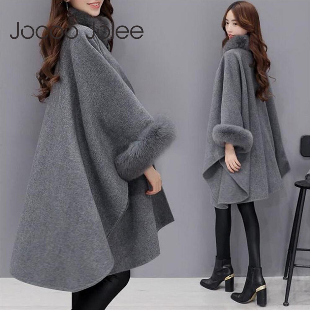 47ec16ff2ca9b0 Acquista Jocoo Jolee Donna Giacca Invernale Moda Faux Fur Coat Caldo  Spessore Parka Maglieria Coreana Cardigan Femme Streetwear A $37.83 Dal  Beimu | DHgate.