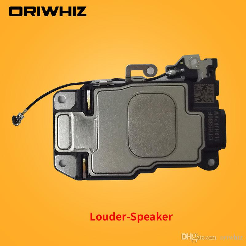 For iPhone 7 LCD Spare Parts Ear Pieces Louder Speaker Power Flex Screw Set Vibrator Copy New Grade No Refurbished