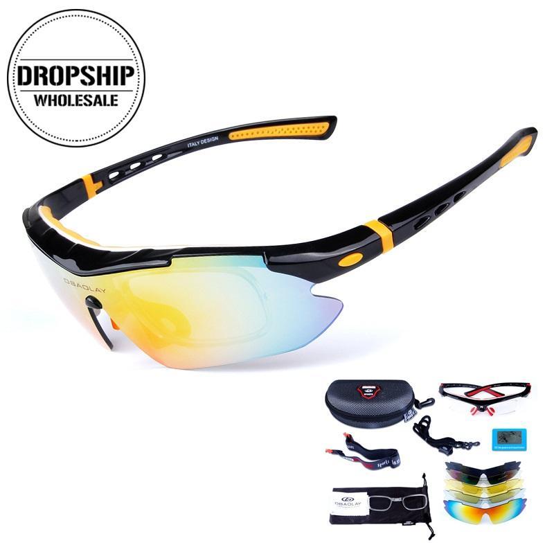 b78f86cc82 Sport MTB Ciclismo Gafas Polarizadas Montar Gafas De Sol Al Aire Libre  Bicicleta UV 400 Bicicletas Gafas Para Correr Pesca Conducción Por  Xuelianguo, ...