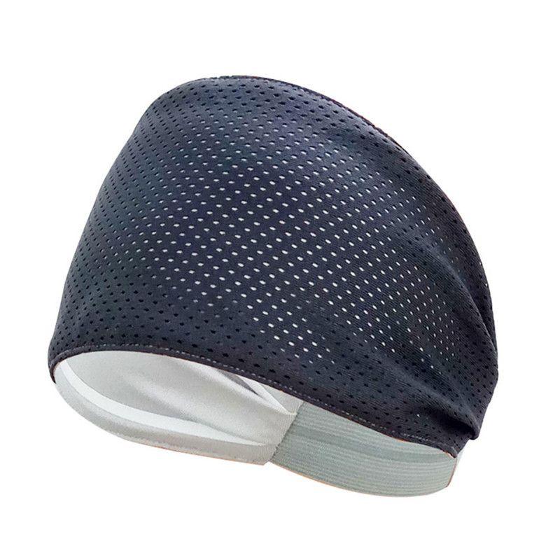 bb0e778ebc4e5 Unisex Running Sports Sweatband Headband Performance Stretch Elastic ...