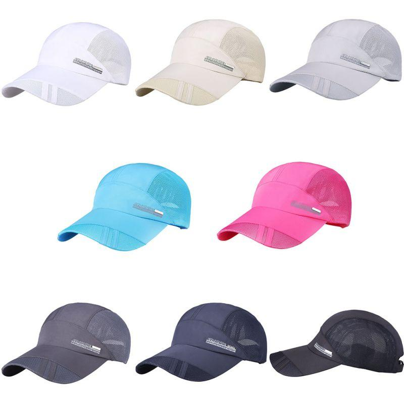 2019 New Golf Cycling Hat Unisex Summer Outdoor Sport Baseball Hat Running Visor  Cap Popular High Quality Great Gift From Peniss 9e697ae28ae6