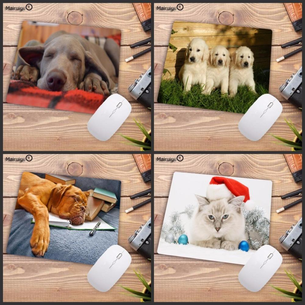 c2c285fa5826 Mairuige Cartoon Animal Dog Large Size Gaming Mouse Pad Extended Speed  Mousepad Computer Keyboard Desk Mouse Mat For Gamer