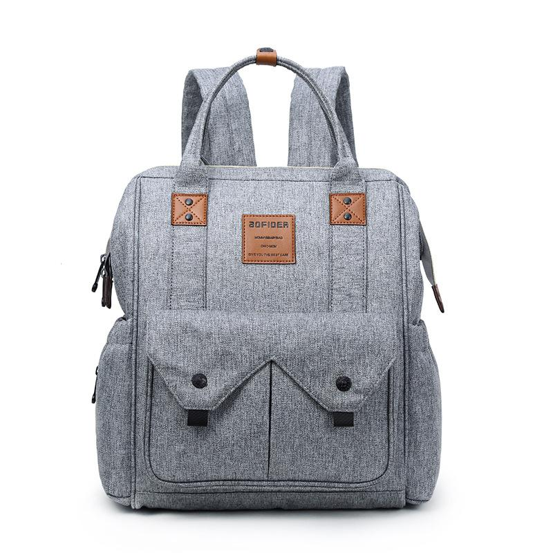 27e7675b39d1 Mummy Maternity Nappy Backpack Large Capacity Mom Baby Diaper Backpack Bag  Mummy Maternity Nappy Diaper Backpack Bag Baby Diaper Bag Online with ...