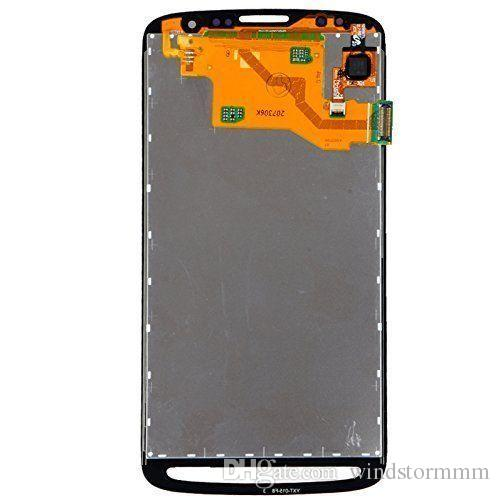 New LCD Screen Display Touch Digitizer Assembly For Samsung Galaxy S4 Brightness is an adjustable free DHL